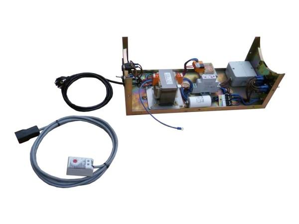 Sirokko 266 Vollautomatik Steuerung mit Thermostat
