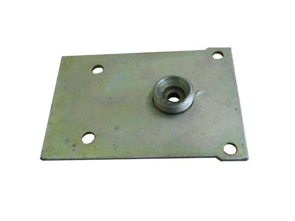 Sirokko Halterung Magnetkupplung
