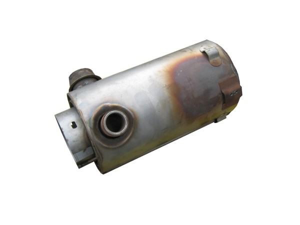 Sirokko 231 Brennkammer