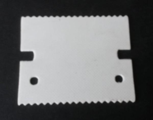 Sirokko Trägerplatte Vorwiderstand