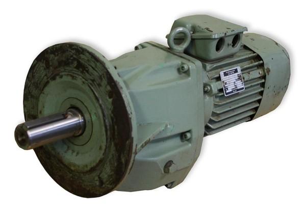 zweitouriger Getriebemotor, 16 oder 31,5 U/min - unbenutzt / Neu